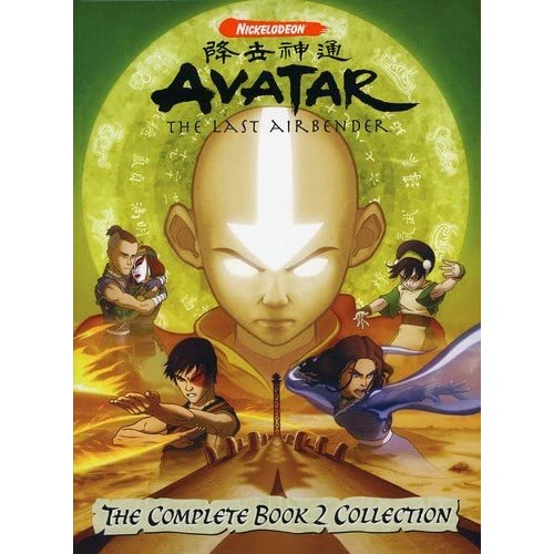 Avatar Book 2: Avatar The Last Airbender Movie: Amazon.com
