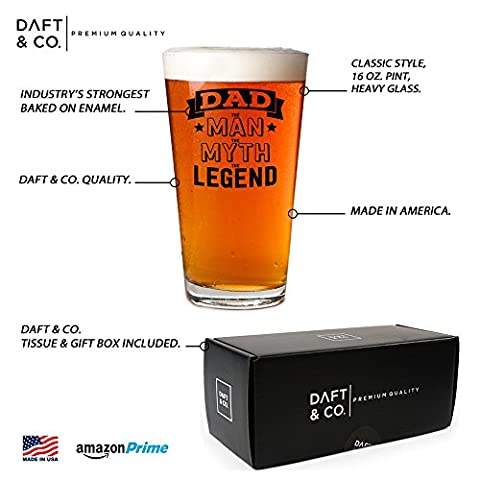 God Of Tits And Beer Game of Funny Thrones Beer Pint Glass Gift Box (Black Pint)