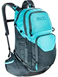 Evoc Heather-Slate-Neon-Blue Explorer Pro - 30 Litre Hydration Pack Without Rese (Default , Blue)