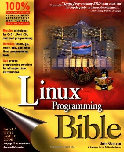 ebook: PDF⋙ Linux? Programming Bible by John Goerzen