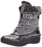 Anne Klein Women's Gallup Fabric Snow Shoe