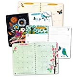 Geninne Zlatkis 2018 - 2019 On-the-Go Weekly Planner: 17-Month Calendar with Pocket (Aug 2018 - Dec 2019, 5 x 7 closed)