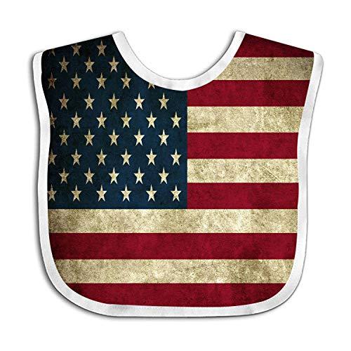 American Flag Bib - 9
