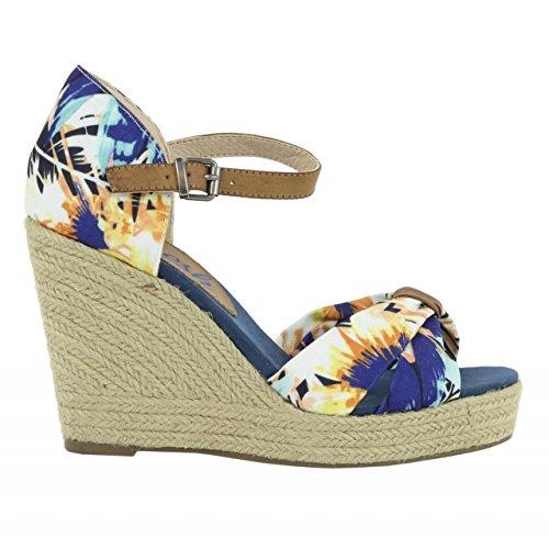 Zapatos de cuña de Mujer REFRESH 61719 TEX JEANS