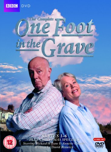 One Foot in the Grave Complete Series 1 - 6 Plus Christmas Specials Box Set [DVD] [1990] (One Foot In The Grave Series 6)