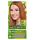 Naturtint 8C Copper Blonde Hair Color, 5.6 Ounce