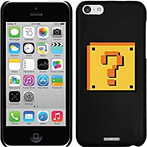 Coveroo iPhone 6 plus 5.5 Black Thinshield Snap-On Case with Clueless? Design