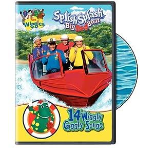 The Splish Splash Big Red Boat/Sailing Around the World movie