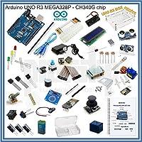 Arduino Uno R3 ( CH340G ) İdeal Başlangıç Seti 51 Parça 141 Adet