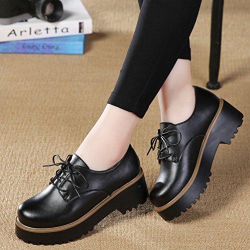 Zapatillas negro JRenok JRenok Mujer Zapatillas Mujer Ot6tw4q