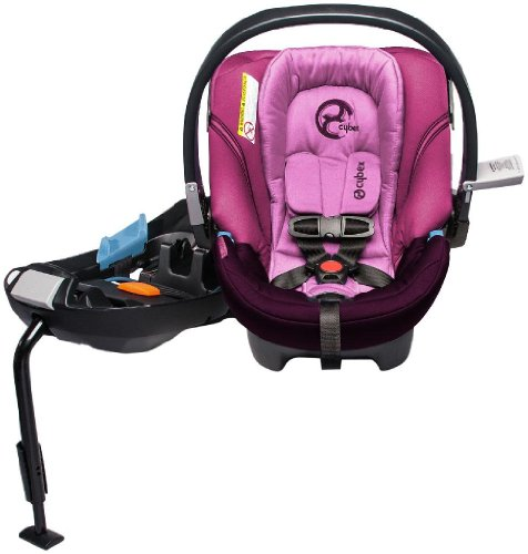 Discontinued Spring - Cybex Aton 2 Infant Car Seat (2013) - Violet Spring (Discontinued by Manufacturer)