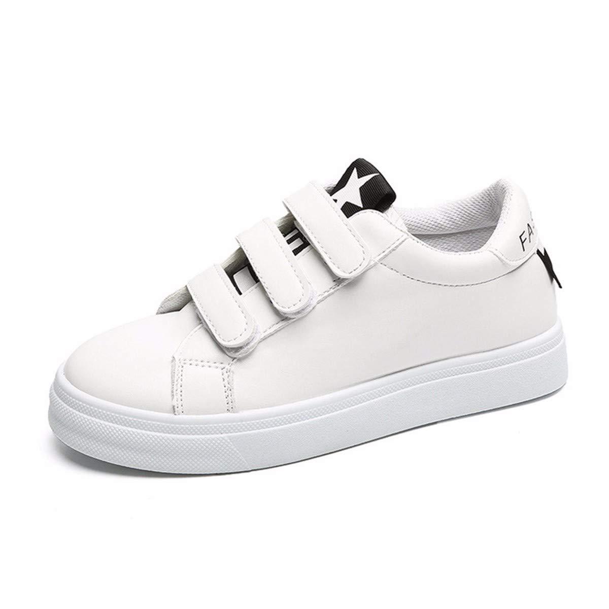 KPHY Damenschuhe/Im Frühjahr und Herbst Weiße Schuhe Sportschuhe Vorstand Schuhe Die Freizeit Blau 36