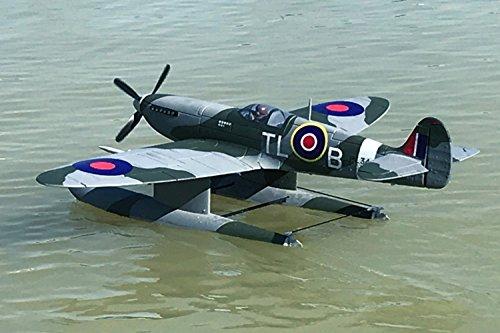 DYNAM RC Airplane Supermarine spitfire MK.VB 1200mm Wingspan – SRTF