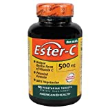 Ester C 500 mg – 225 ct by American Health Review