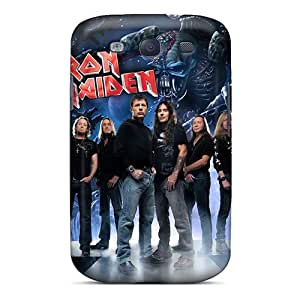 New Premium Buytcases Iron Maiden Skin Case Cover Excellent Fitted For Galaxy S3
