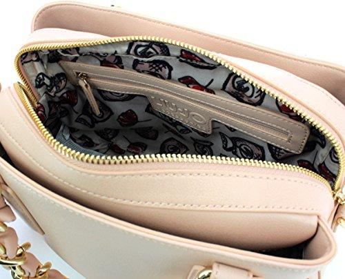 LIU JO A18021 E0010 Tasche stamm Damen TU Cameo Rose