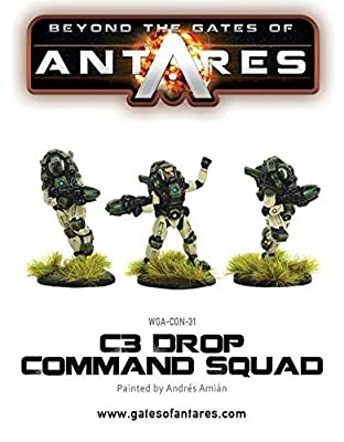 Beyond the Gates of Antares: Concord - C3 Drop Command Squad from Agd
