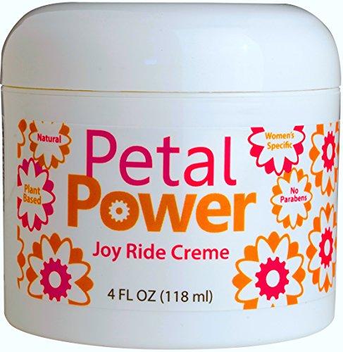 Petal Power Joy Ride Women's Natural Anti-Chafe Chamois Cream for Cycling