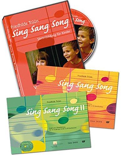 Sing Sang Song: Komplettpaket Stimmbildung für Kinder