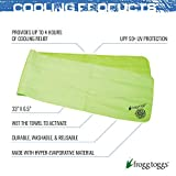 Frogg Toggs Chilly Sport Cooling Neck Wrap & Head