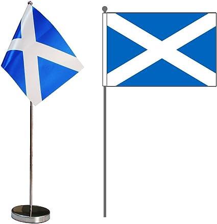 Bandera de Mesa de Escocia 9