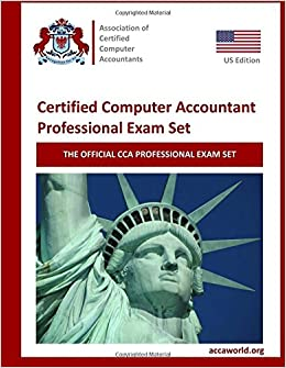 Certified Computer Accountant Professional Exam Set: US Edition
