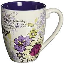 "Mark My Words 66123 50th Birthday Mug, 4.75"", 20 oz Capacity, Multicolor"