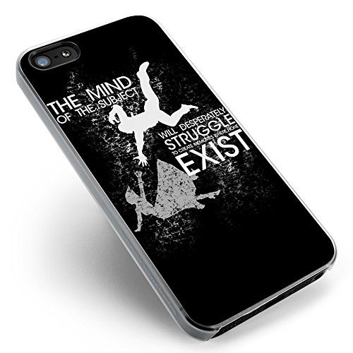 Bioshock Infinite Quote black and white for iPhone Case (iPhone 5C white)