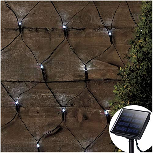 Solar Garden Net Lights in US - 8