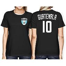 WOMENS Guatemala Guatemalan - Soccer, Football T-shirt