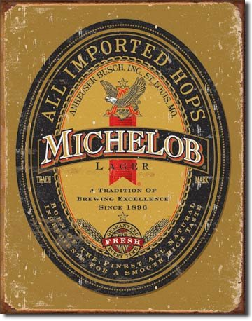 The Finest Website Inc. New Michelob Beer 16