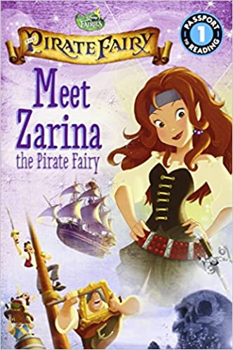 That tinker bell and the pirate fairy zarina
