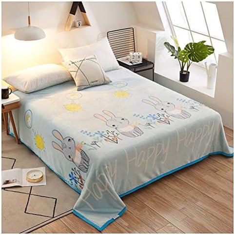 ベッドかわいい毛布ベッドルームの学生寮のオフィス用のベッドカバー、多機能、ソフトは快適な暖かい (Size : 200x230cm)