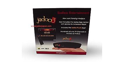 JadooTV Jadoo3-Full HD Set-top IPTV Box: Amazon in: Electronics