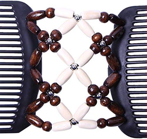 Butterfly Hairclip Haarklammer Haarspange Perlen Haarkamm Gummiband Schmuck