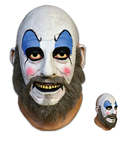 Adult size House of 1,000 Corpses Captain Spaulding Mask
