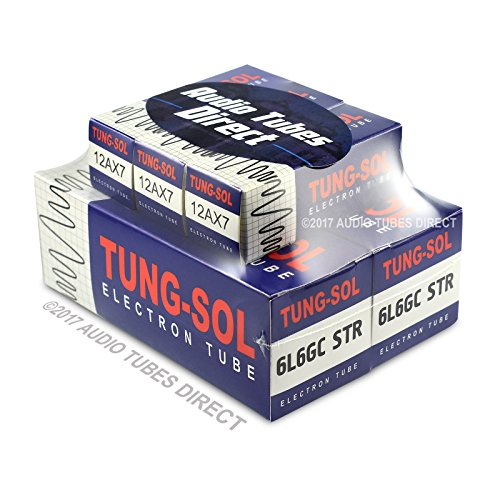 tung-sol-tube-upgrade-kit-for-traynor-ycv-40-amps-6l6gcstr-12ax7