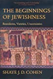 The Beginnings of Jewishness: Boundaries, Varieties, Uncertainties (Hellenistic Culture and Society)