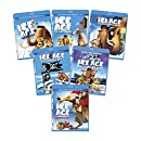 Ice Age 1-5 + a Mammoth Christmas Special Bundle [Blu-ray]