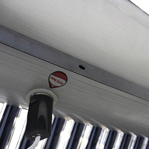 Calentador Solar de tubos de vacío 180 litros: Amazon.es: Bricolaje y herramientas