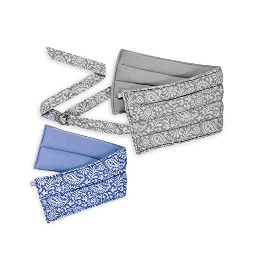 Gaiam Relax Back & Neck Relief Kit (Roller Heat Upper Kit)