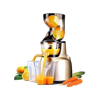 batidora /Juicer Gran diámetro juicer lento soja multifuncional automática hogar leche jugo jugo presionando la