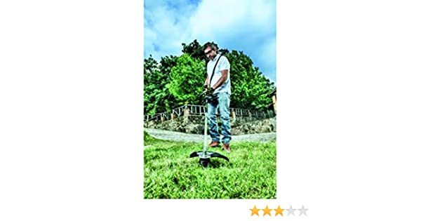 Garland 41-0133 Desbrozador eléctrico: Amazon.es: Bricolaje y ...
