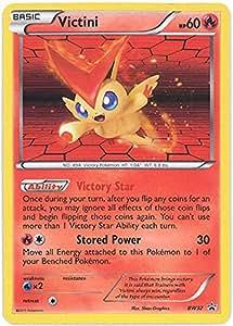 Pokemon - Victini (BW32) - BW Black Star Promos - Holo