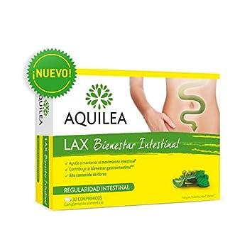 Aquilea lax bienestar intestinal 30 comprimidos.: Amazon.es: Salud y cuidado personal
