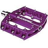 Blackspire Pedal Sub4 Purple Cnc Alloy Cro-Mo Axle
