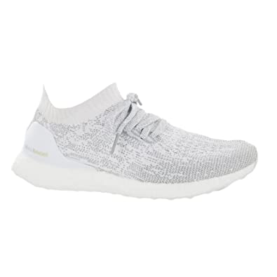 404ee136aab21 adidas New Footwear Ultra Boost Uncaged White White White 7.5 Mens Shoes