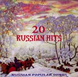 20 Russian hits. Russian popular songs.Solists  and  Russian folk orchestras