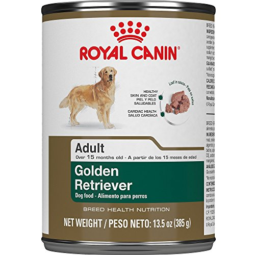 Royal Canin Breed Health Nutrition Golden Retriever dog food