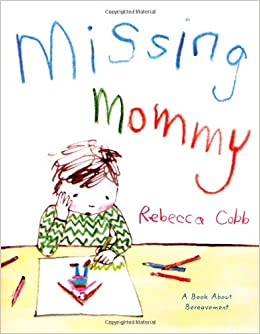 I miss you book for children